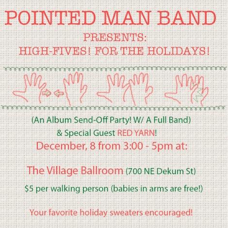 High-fives! poster